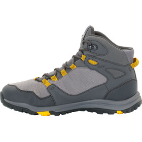 Jack Wolfskin Activate Texapore Chaussures Homme, burly yellow